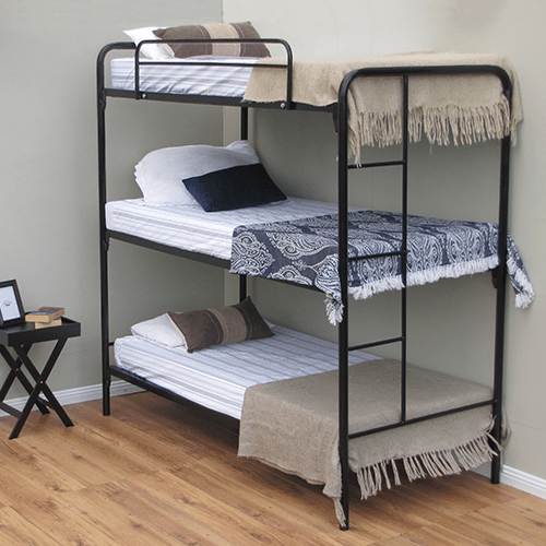 Ava Triple Bunk Bed Beds R Us