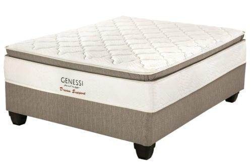 Genessi Dream Support bed set