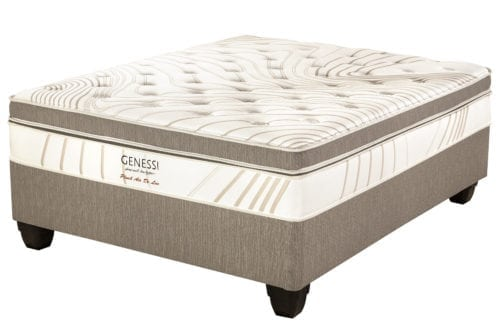 Genessi Plush Air De Lux bed set