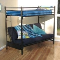Neckerman Tri Bunk - New Design Sleeper Bunk