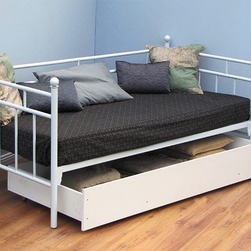 Olive Day-Bed