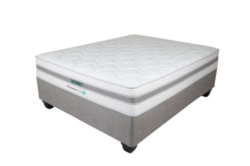 Restonic Revitaliser bed set