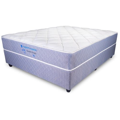 Support-A-Paedic Classic Pocket Bed Set
