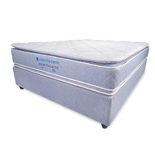 Support-A-Paedic Leisure Pillow Top Mattress Only