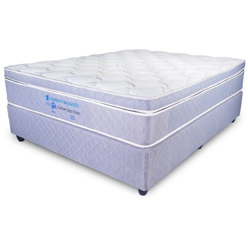 Support-A-Paedic Platinum Crest Box Top Mattress Only