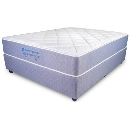 Support-A-Paedic Supreme Pocket Bed Set